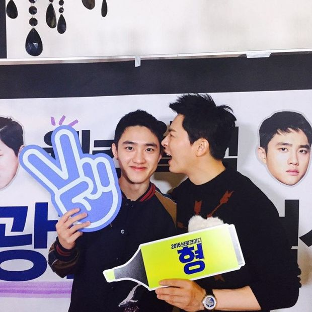 do-kyung-soo-l-and-jo-jung-sook-at-the-press-conference-of-my-annoying-brother-on-oct-26-in-cgv-theater-seoul